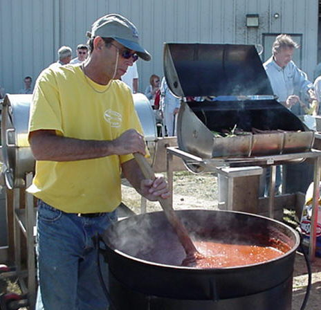 """""""EAA  Chili Cook Out"""" at Griffings"""