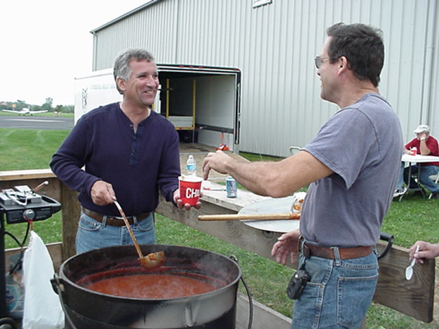 """EAA Mather Chili Cook Out"""