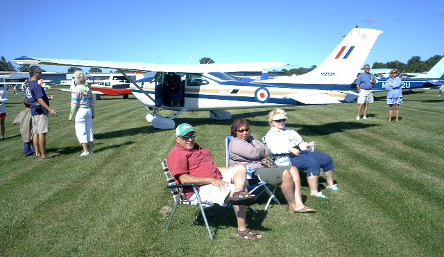 EAA Chapter 50 Fly In breakfast